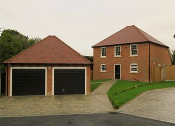 Thumbnail 4 bedroom detached house for sale in The Meadows, Sittingbourne, Kent