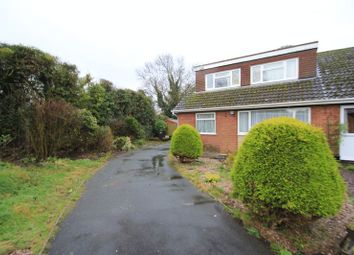 Thumbnail 3 bed semi-detached house for sale in Greenways, Penkridge