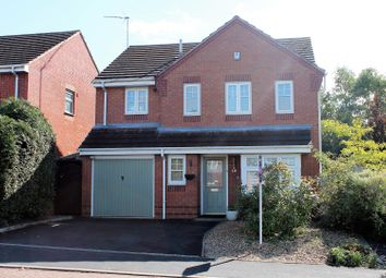 Thumbnail 4 bed detached house for sale in Impney Way, Droitwich