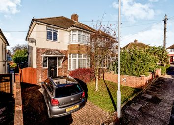 Thumbnail 3 bedroom semi-detached house for sale in Swifts Green Close, Luton