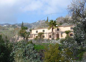 Thumbnail 4 bed farmhouse for sale in Almunecar, Almuñécar, Granada, Andalusia, Spain