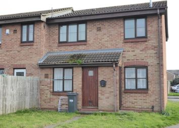 Thumbnail 1 bed end terrace house to rent in Drayton Close, Hounslow