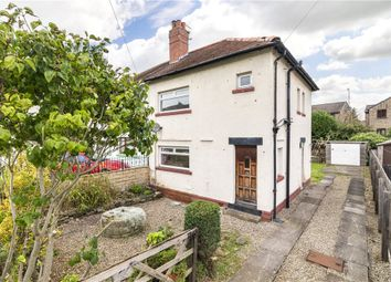 Thumbnail 3 bed semi-detached house to rent in Wellcroft, Otley, West Yorkshire