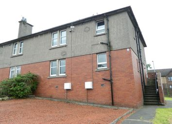 Thumbnail 2 bed flat for sale in Hozier Street, Carluke