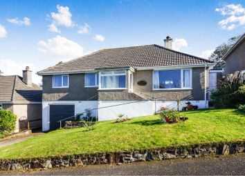 Thumbnail 3 bed detached bungalow for sale in St. Golder Road, Penzance