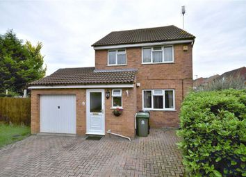 Thumbnail 3 bed detached house for sale in Harvey Close, Podsmead, Gloucester