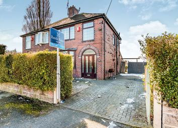 Thumbnail 3 bed semi-detached house to rent in Fellbrook Lane, Bucknall, Stoke-On-Trent