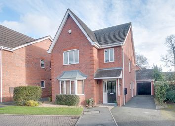 Thumbnail 4 bed detached house for sale in Blossom Drive, Woodland Grange, Bromsgrove