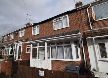 Thumbnail 3 bed terraced house for sale in Frisby Road, Humberstone, Leicester