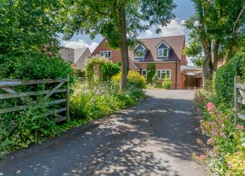 Thumbnail 5 bed detached house for sale in Marsh Road, Wilmcote, Stratford-Upon-Avon, Warwickshire