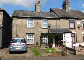 Thumbnail 2 bed end terrace house for sale in Lime Tree Place, Stowmarket