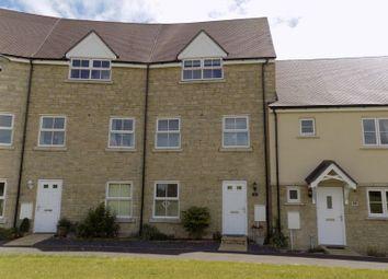 Thumbnail 4 bedroom terraced house for sale in Truscott Avenue, Swindon