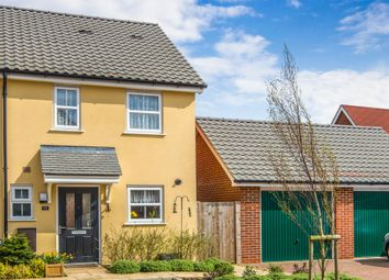 Thumbnail 2 bed semi-detached house for sale in Blackberry Way, Swaffham