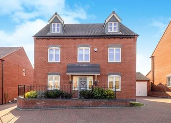 Thumbnail 5 bed detached house for sale in Jackson Road, Hucknall, Nottingham, Nottinghamshire