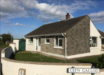 Thumbnail 2 bed semi-detached bungalow for sale in Cefn Gallod, Trefin, Haverfordwest