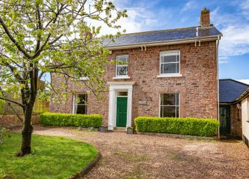 Thumbnail 5 bed detached house for sale in Puddington, Tiverton