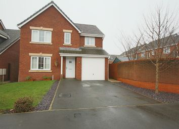 Thumbnail 4 bed detached house for sale in Spennymoor Close, Buckshaw Village, Chorley