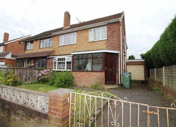 Thumbnail 3 bed semi-detached house for sale in Browning Road, Straits, Lower Gornal