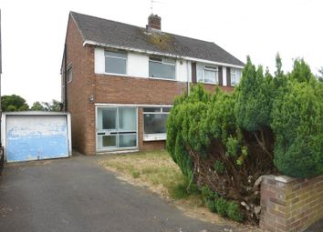 Thumbnail 3 bed semi-detached house for sale in Elmhurst Avenue, Yeovil