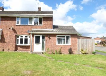 Thumbnail 3 bed property for sale in Blithewood Gardens, Sprowston, Norwich
