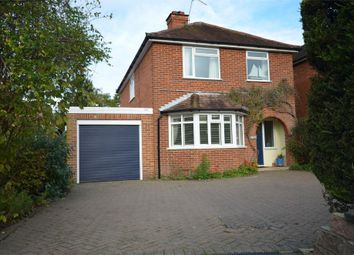 Thumbnail 3 bed detached house for sale in Coleford Bridge Road, Mytchett, Camberley, Surrey