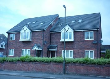 Thumbnail 3 bedroom flat for sale in Green Lane, Hadfield, Glossop