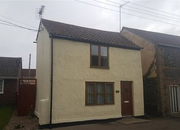 Thumbnail 3 bedroom detached house to rent in High Street, Lakenheath, Brandon