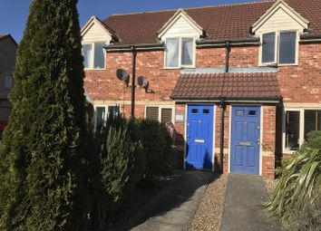 Thumbnail 2 bedroom terraced house for sale in Kendrick Close, Coalville