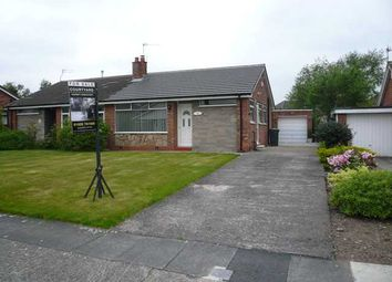 Thumbnail 2 bed bungalow for sale in Sutton Avenue, Culcheth, Warrington, Cheshire