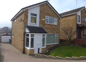 Thumbnail 3 bed detached house for sale in Roch Avenue, Summit, Heywood