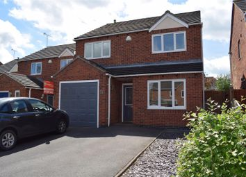 Thumbnail 4 bed detached house for sale in Forest View, Overseal, Swadlincote