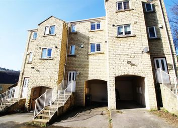 Thumbnail 3 bed town house for sale in Fairbanks, Sowerby Bridge