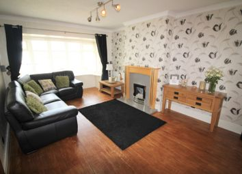 Thumbnail 4 bed semi-detached house for sale in Rossall Grange Lane, Fleetwood