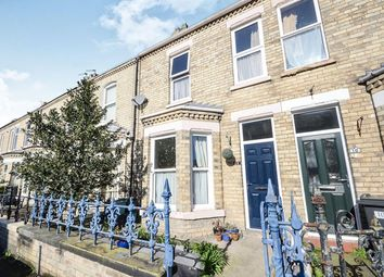 3 bed terraced house for sale in Beaconsfield Street, York YO24