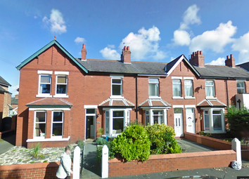 Thumbnail 4 bed terraced house for sale in 63 Rossall Road, Lytham St. Annes