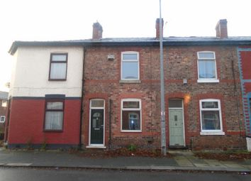 Thumbnail 2 bed terraced house to rent in Cromwell Road, Eccles, Manchester