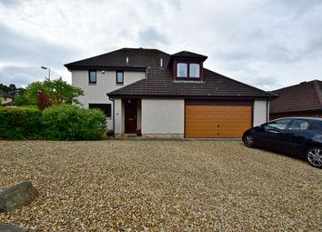 Thumbnail 4 bed detached house for sale in Murieston Park, Murieston, Livingston