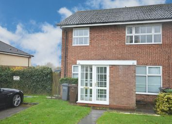 Thumbnail 2 bed maisonette for sale in High Street, Shirley, Solihull