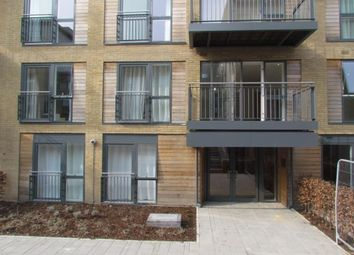 Thumbnail 1 bed flat to rent in Keynes House, Kingsley Walk