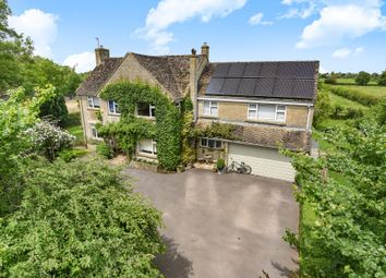 Thumbnail 4 bed detached house for sale in Bentham Lane, Bentham, Purton, Swindon