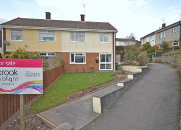 Thumbnail 3 bed semi-detached house for sale in Semi-Detached House, Moxon Road, Newport