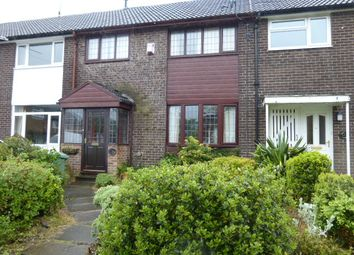 Thumbnail 3 bed terraced house to rent in Rycroft Close, Bramley