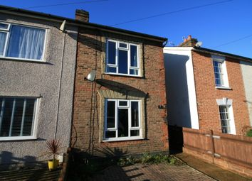 Thumbnail 3 bed semi-detached house to rent in Ranelagh Road, Redhill