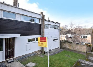 Thumbnail 3 bedroom terraced house for sale in Turner Close, Oxford