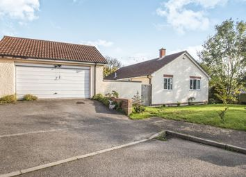 Thumbnail 3 bed detached bungalow for sale in Ryesland Way, Creech St. Michael, Taunton