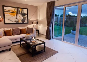 """Thumbnail 4 bed detached house for sale in """"The Hanbury"""" at Carr Green Lane, Mapplewell, Barnsley"""
