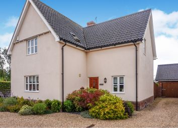 Thumbnail 4 bed detached house for sale in The Green, Ashbocking