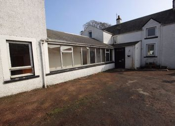 Thumbnail 1 bedroom semi-detached house to rent in Thankerton, Biggar