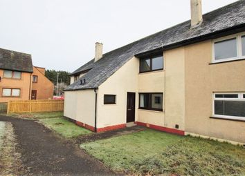 Thumbnail 2 bed terraced house for sale in 2 Covington Oval, West End, Carnwath
