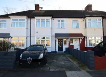 Thumbnail 3 bedroom terraced house for sale in Chadville Gardens, Chadwell Heath, Romford